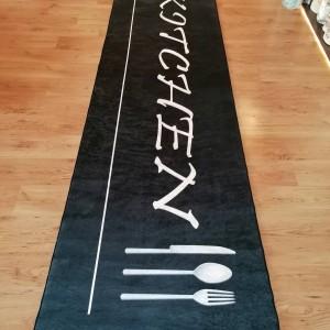 Kıtchen Yazılı Mutfak Halısı - kymh270